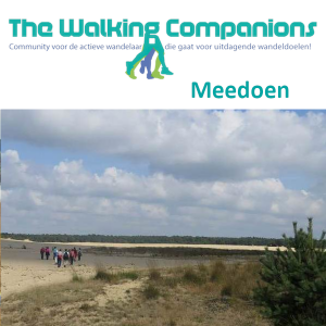 Meedoen The Walking Companions
