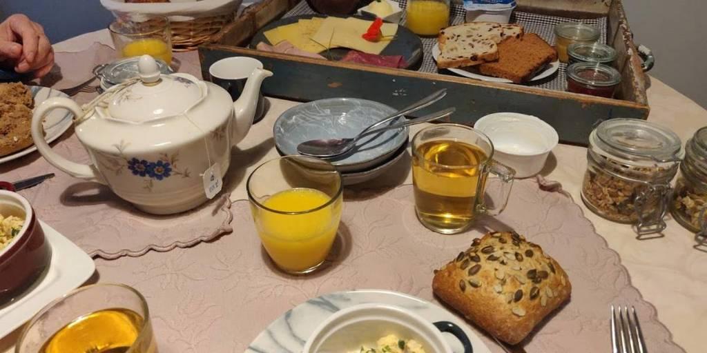 Ontbijt onderweg, Nederasselt