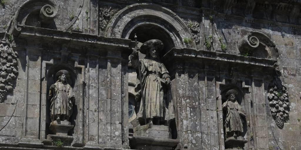 De bewakers van de Heilige deur