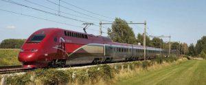 Met de trein naar Lourdes